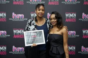Inspire Mysmile Founder and Writer with Relley C Courtesy of Elijah Phillips Photography