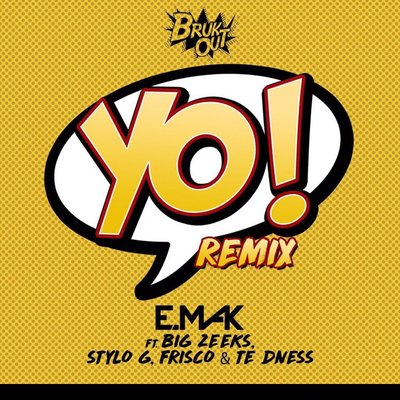 BRUK OUT YO REMIX